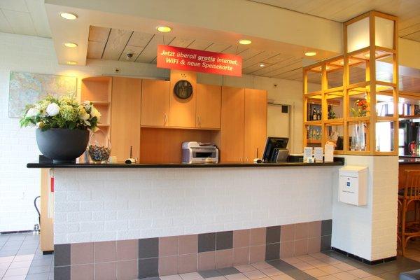 Bastion Hotel Dusseldorf Neuss - фото 14