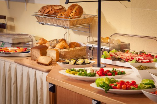Best Western Comfort Business Hotel Dusseldorf-Neuss - фото 12