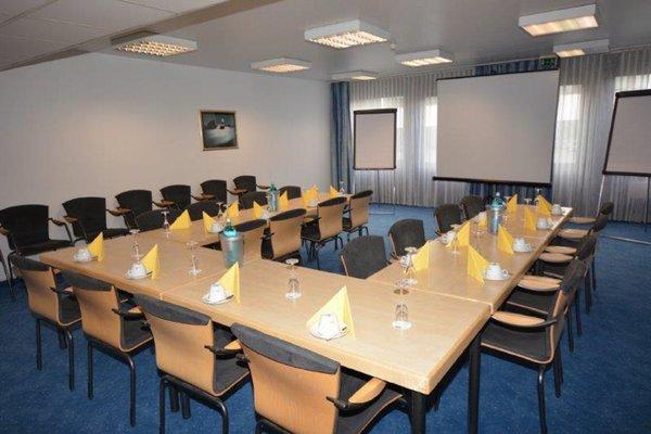 Best Western Comfort Business Hotel Dusseldorf-Neuss - фото 20