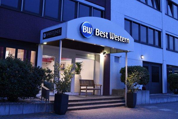 Best Western Comfort Business Hotel Dusseldorf-Neuss - фото 21