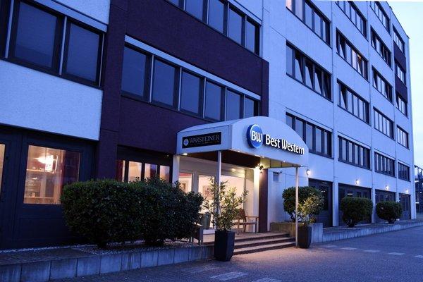 Best Western Comfort Business Hotel Dusseldorf-Neuss - фото 22