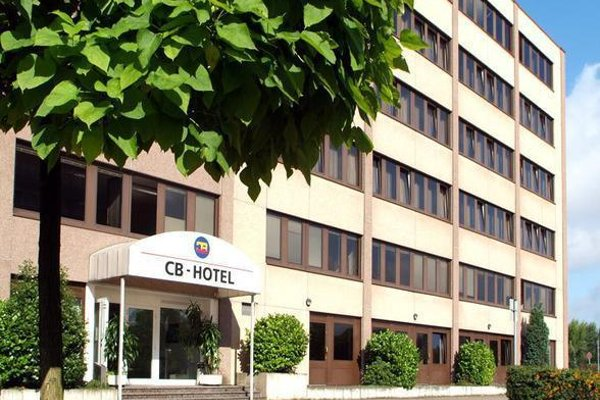 Best Western Comfort Business Hotel Dusseldorf-Neuss - фото 23