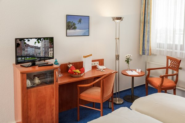 Best Western Comfort Business Hotel Dusseldorf-Neuss - фото 3