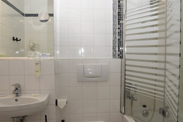 Best Western Comfort Business Hotel Dusseldorf-Neuss - фото 6