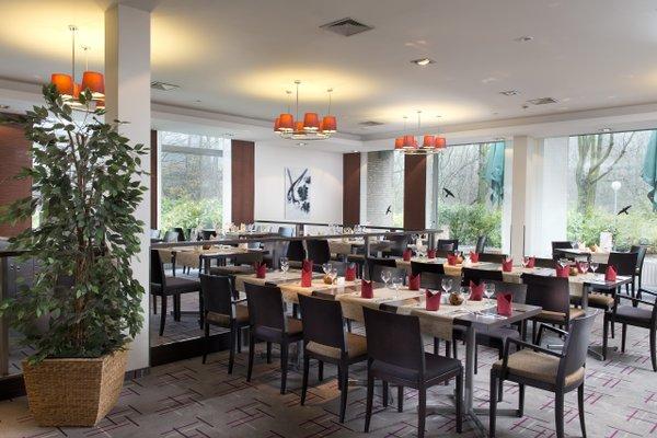 Mercure Hotel Dusseldorf Neuss - фото 12