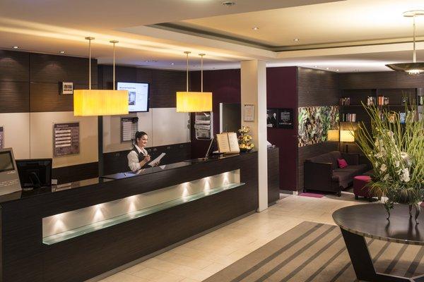 Mercure Hotel Dusseldorf Neuss - фото 16