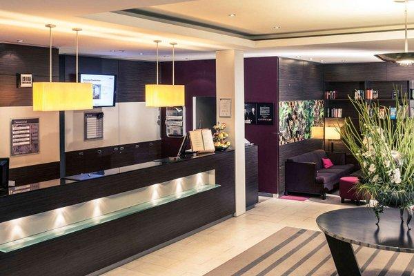 Mercure Hotel Dusseldorf Neuss - фото 17