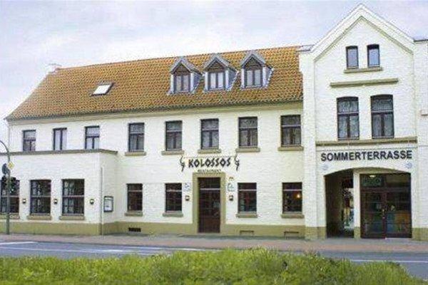 Hotel-Restaurant Kolossos - фото 7
