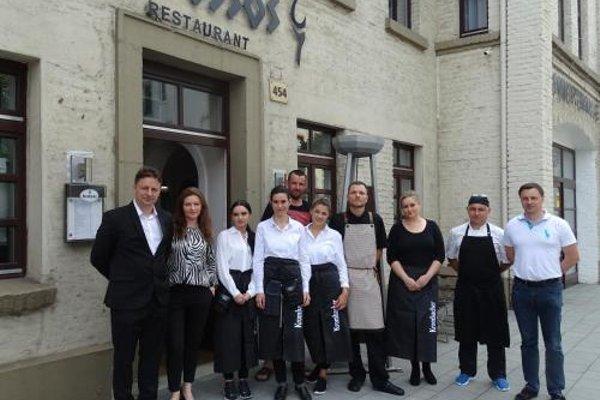 Hotel-Restaurant Kolossos - фото 8