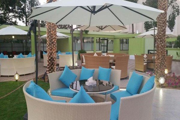Bin Majid Beach Hotel - фото 19