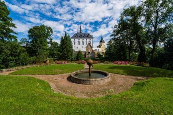Schloss Purschenstein - фото 23