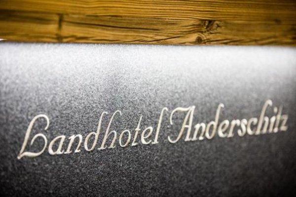 Anderschitz Landhotel - фото 21