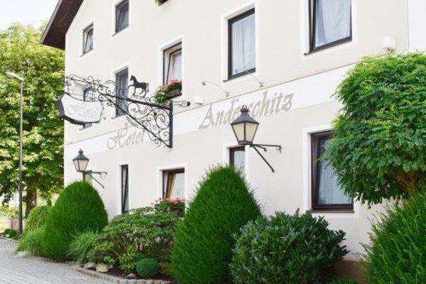 Anderschitz Landhotel - фото 23