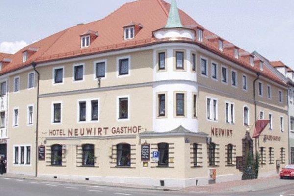 Hotel & Brauerei-Gasthof Neuwirt - фото 10