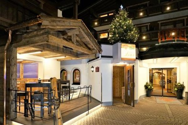 Alpenbad Hotel Hohenhaus - 16