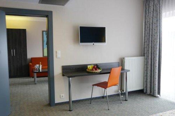 Trans World Hotel Freizeit Auefeld - 6