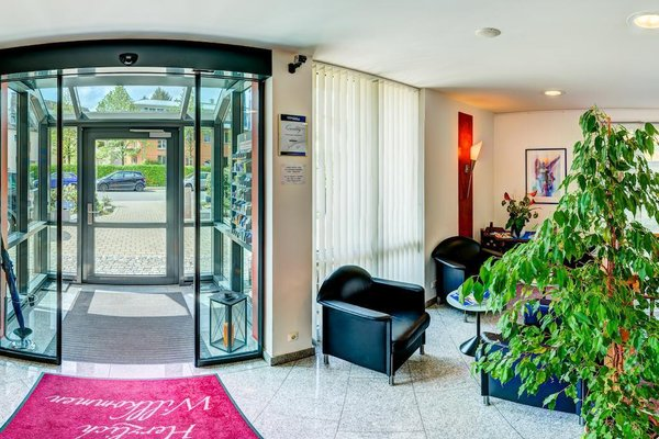 Hotel Graf Lehndorff - фото 19