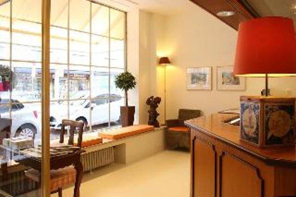 ANDI Stadthotel Munchen - фото 20