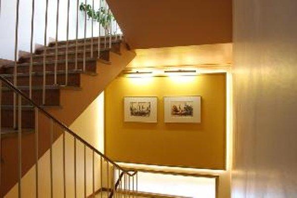 ANDI Stadthotel Munchen - фото 21
