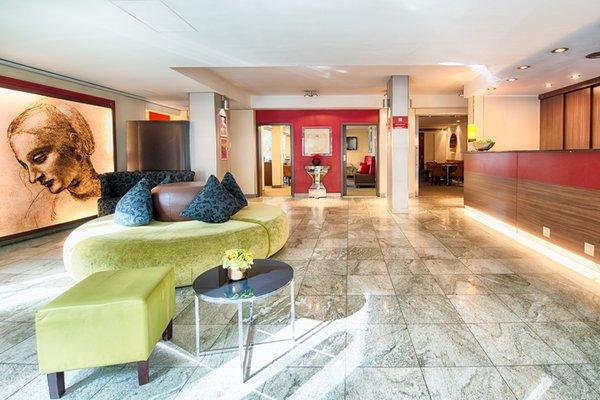 Leonardo Hotel & Residenz Munchen - фото 17