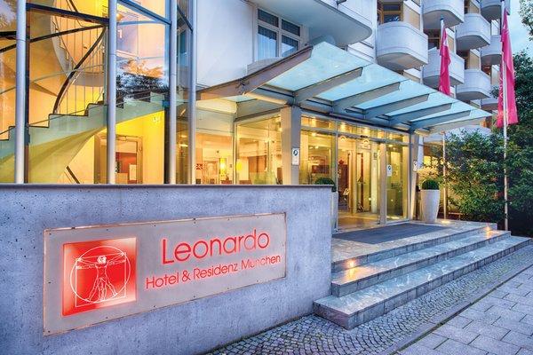 Leonardo Hotel & Residenz Munchen - фото 21