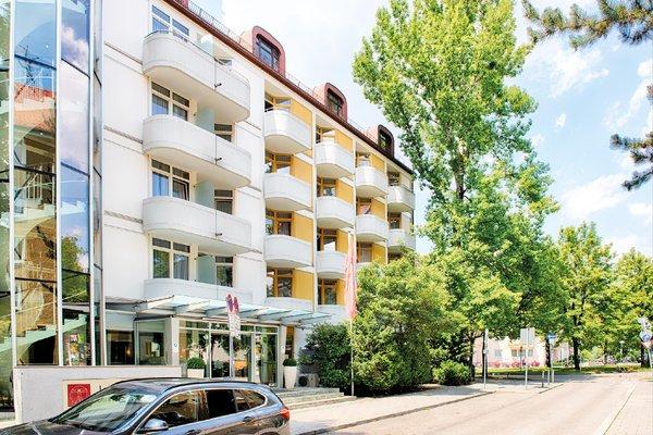Leonardo Hotel & Residenz Munchen - фото 22
