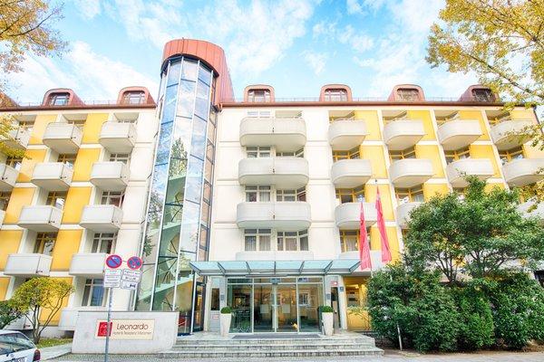 Leonardo Hotel & Residenz Munchen - фото 23