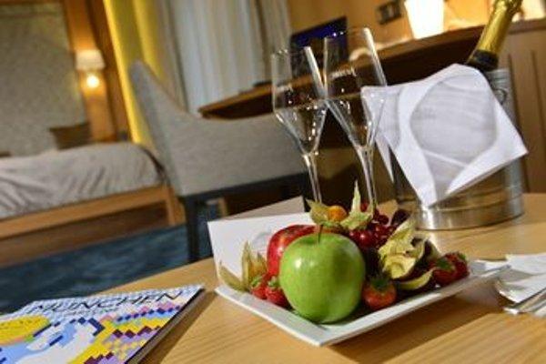 Hotel Torbrau - фото 13