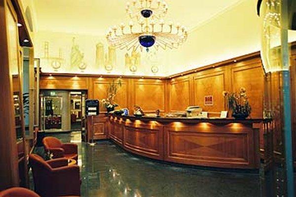 Hotel Torbrau - фото 20