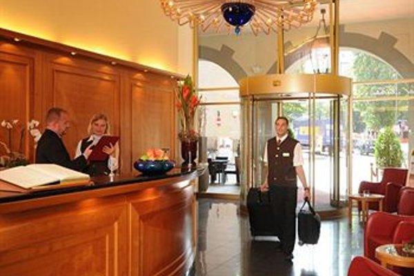Hotel Torbrau - фото 21