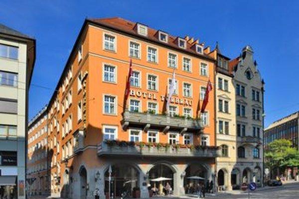 Hotel Torbrau - фото 23
