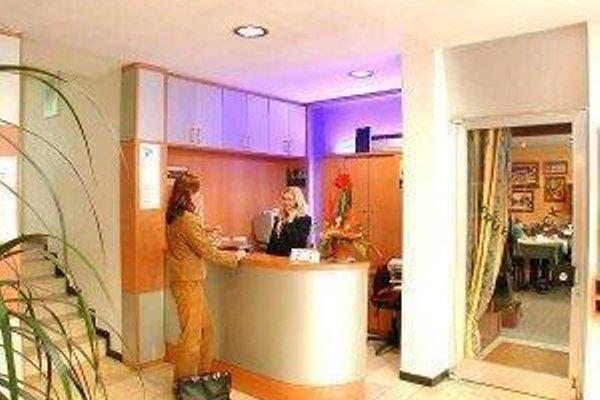 Hotel Antares - фото 18