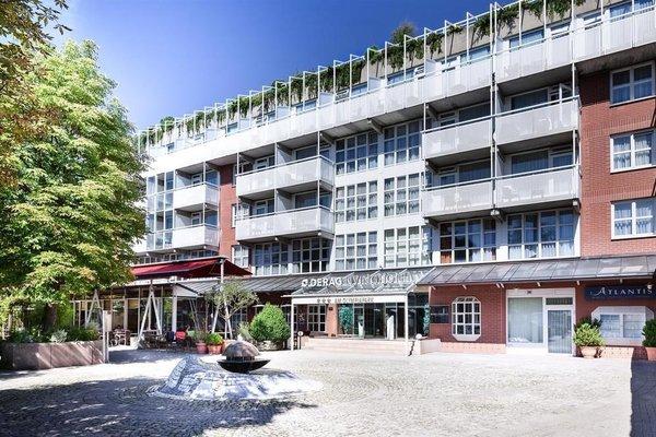 Derag Livinghotel am Olympiapark - фото 23