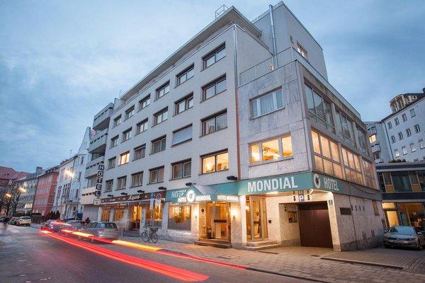 Centro Hotel Mondial - фото 22