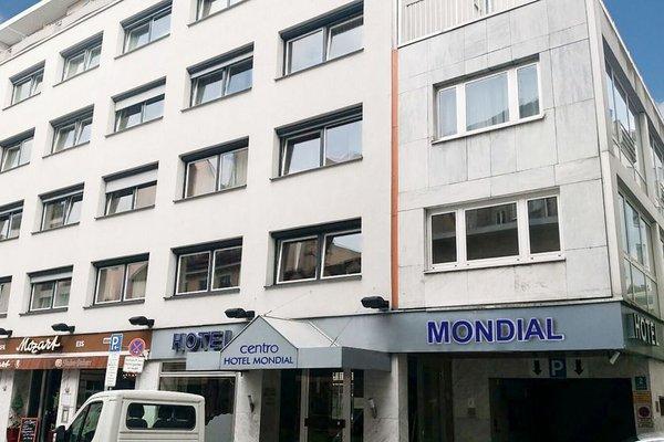 Centro Hotel Mondial - фото 23