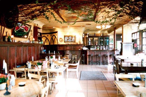 Golden Leaf Hotel Altmunchen - фото 14