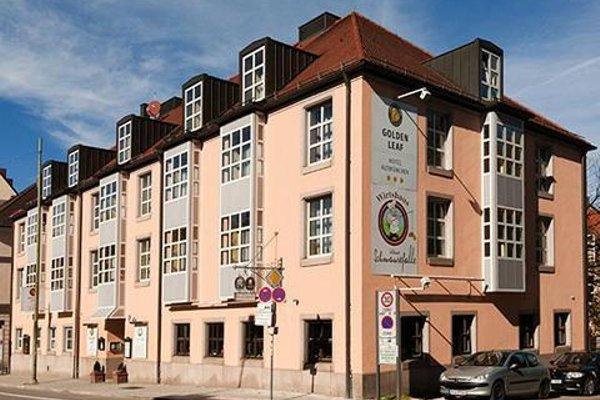 Golden Leaf Hotel Altmunchen - фото 22