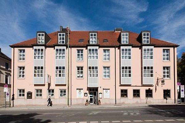 Golden Leaf Hotel Altmunchen - фото 23