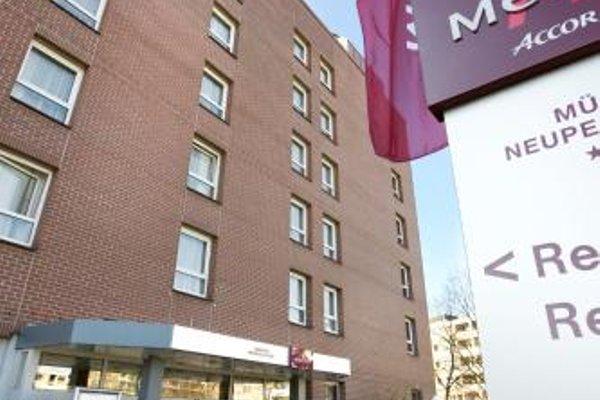 Mercure Hotel Munchen Neuperlach Sud - фото 22