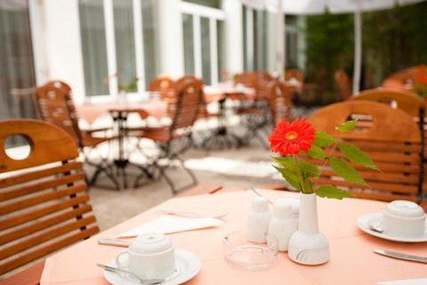 Carat Hotel & Apartments Munchen - фото 13