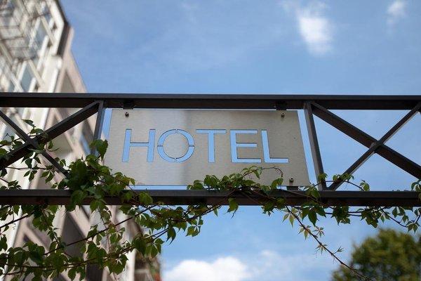 Carat Hotel & Apartments Munchen - фото 21