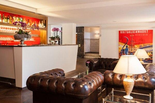 Carat Hotel & Apartments Munchen - фото 5