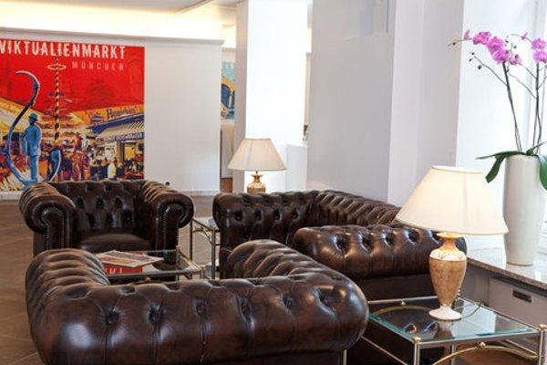 Carat Hotel & Apartments Munchen - фото 6