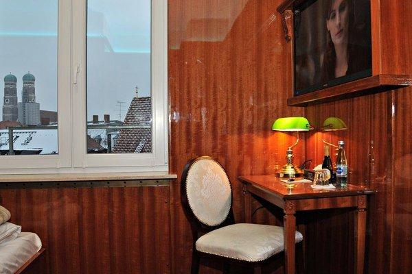 Hotel du Train - фото 8