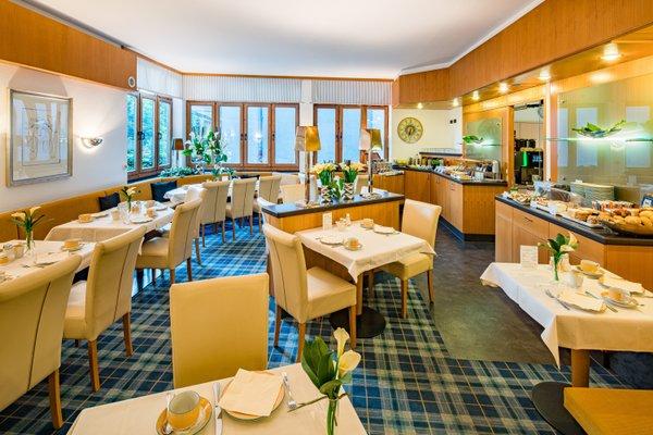 Hotel Am Nockherberg - фото 13