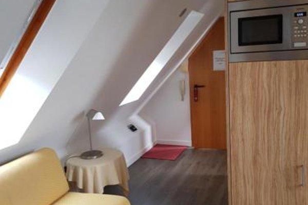 Hotel Am Nockherberg - фото 18