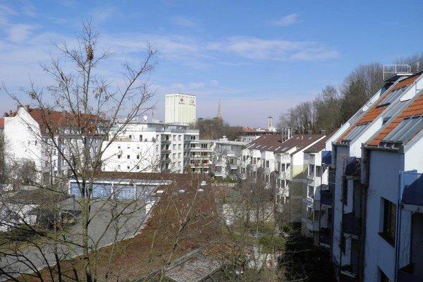Hotel Am Nockherberg - фото 22