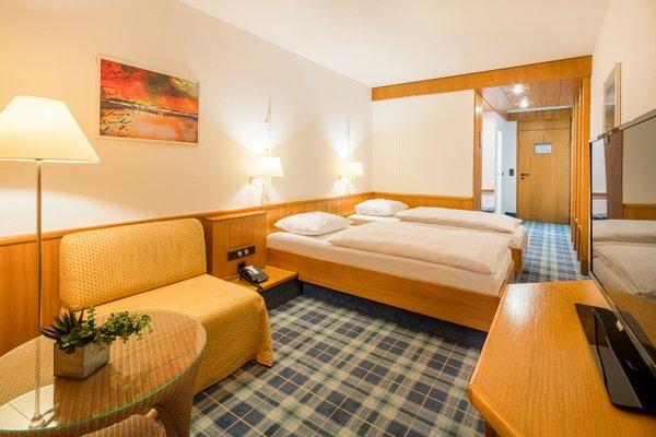 Hotel Am Nockherberg - фото 3