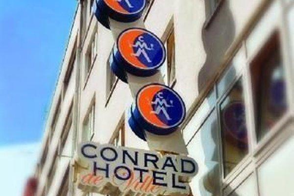 CONRAD-HOTEL de Ville Munchen - фото 16