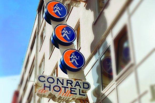 CONRAD-HOTEL de Ville Munchen - фото 17